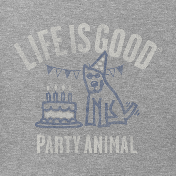 Men's Party Animal Crusher Tee