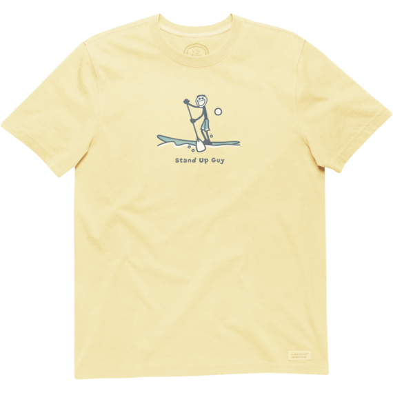 Men's Stand Up Paddleboard Crusher Tee