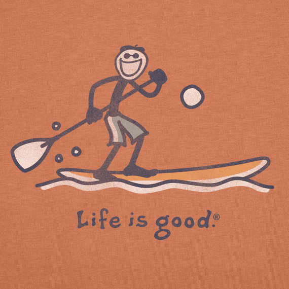 Men's Stand Up Paddle Crusher Tee