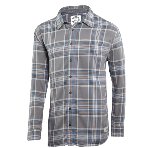 Men's Fireside Button Down Top