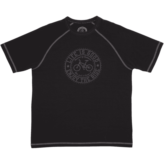Men's Enjoy The Ride Tech Tee