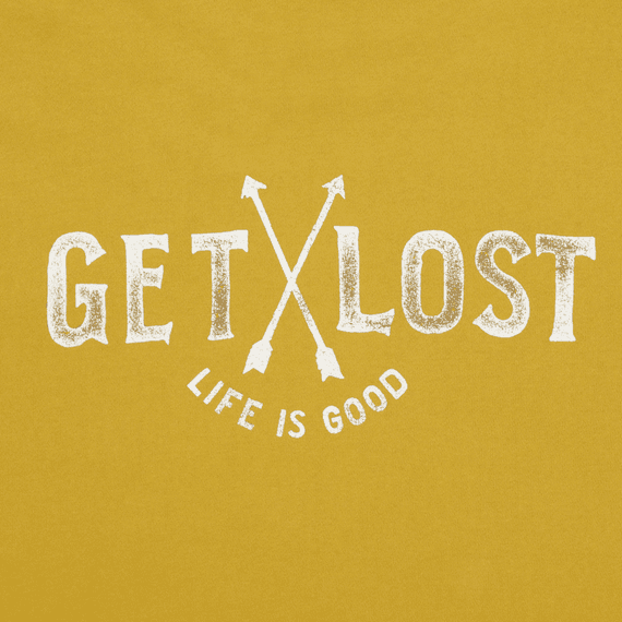 Men's Get Lost Go-To Hoodie