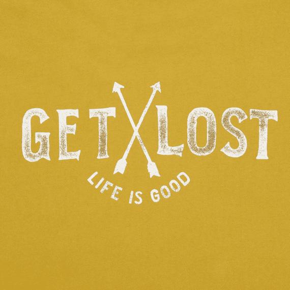 Men's Get Lost Go-To Hoodie