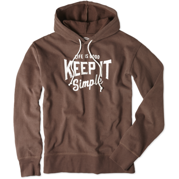 Men's Keep It Simple Go-To Hoodie