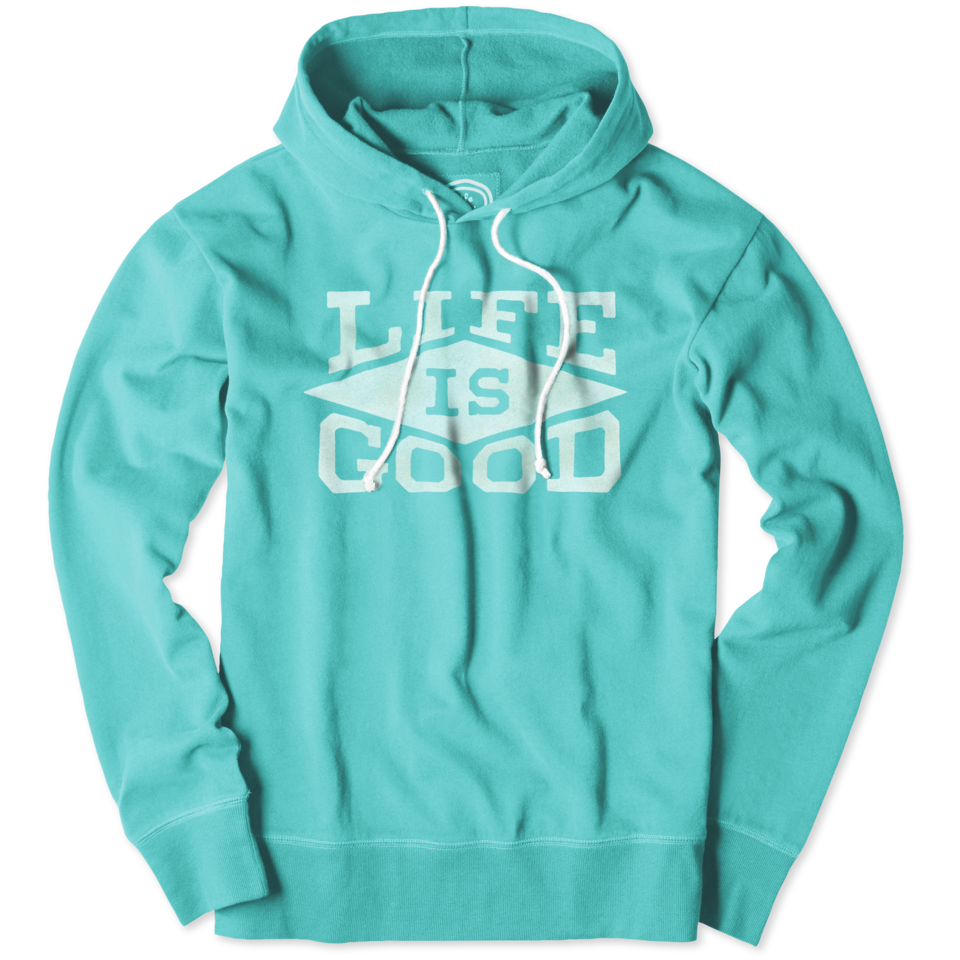 Lifeisgood Men's Lig Go-To Hoodie