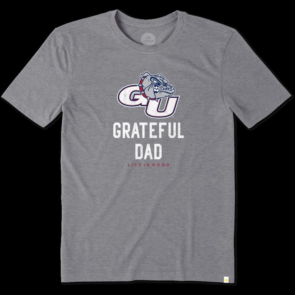 Mens Gonzaga Grateful Dad Cool Tee
