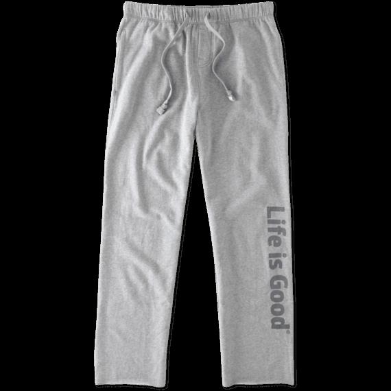 Men's Life is Good Bold Lounge Pants