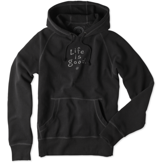 Men's Life is good Softwash Hoodie