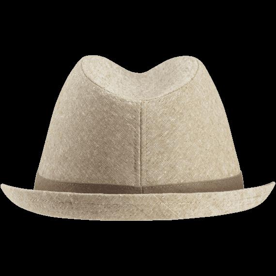 Men's Linen Fedora