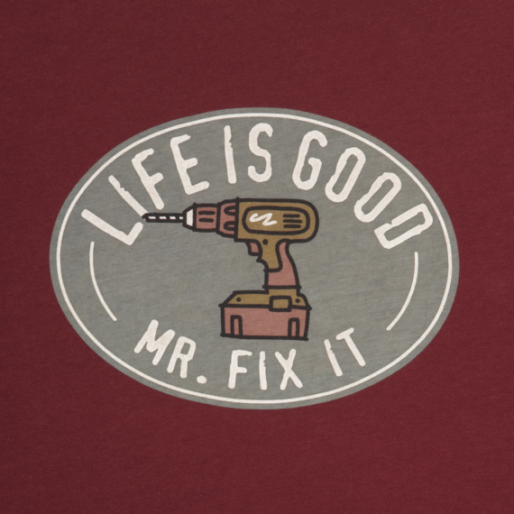 Men's Mr. Fix It Sleep Tee