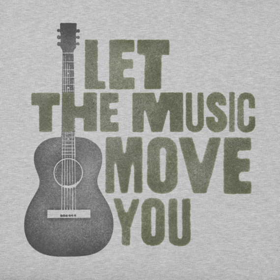 Men's Music Move You Newbury Tee