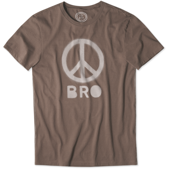 Men's Peace Bro Newbury Tee