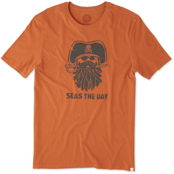Men's Pirate Day Smooth Tee