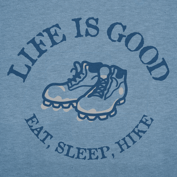Eat, Sleep, Hike