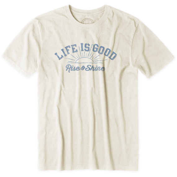 Men's Rise And Shine Sleep Tee