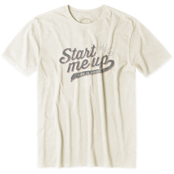 Men's Start Me Up Sleep Tee