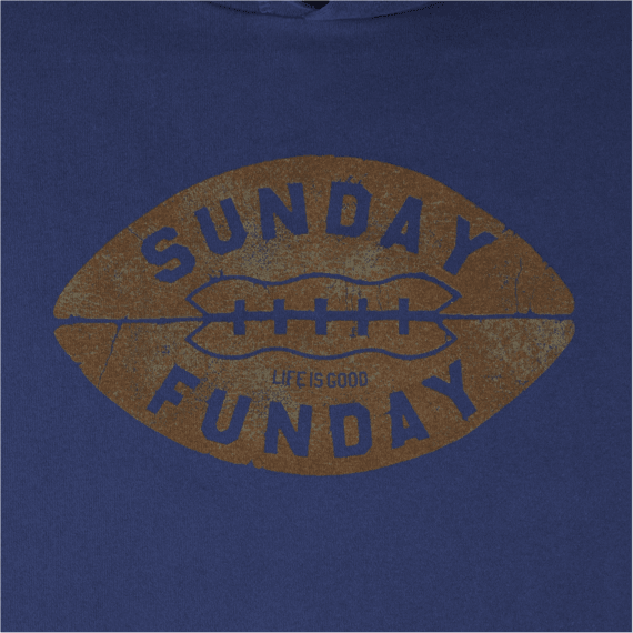 Men's Sunday Funday Football Go-To Hoodie