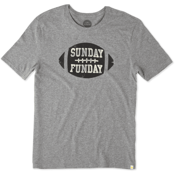 Men's Sunday Funday Football Smooth Tee