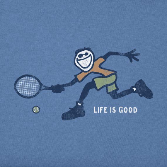 Men's Tennis Jake Crusher Tee