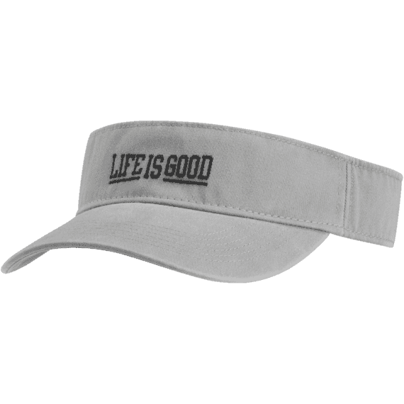 Men's Life is good Visor