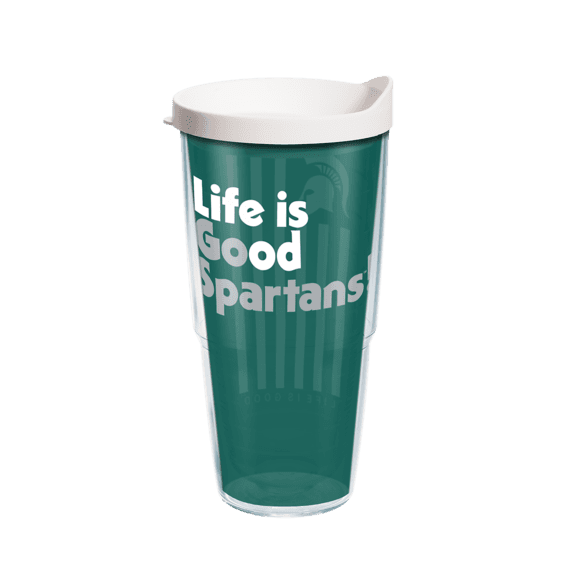 Michigan State Flag Tervis Tumbler with Lid, 24oz