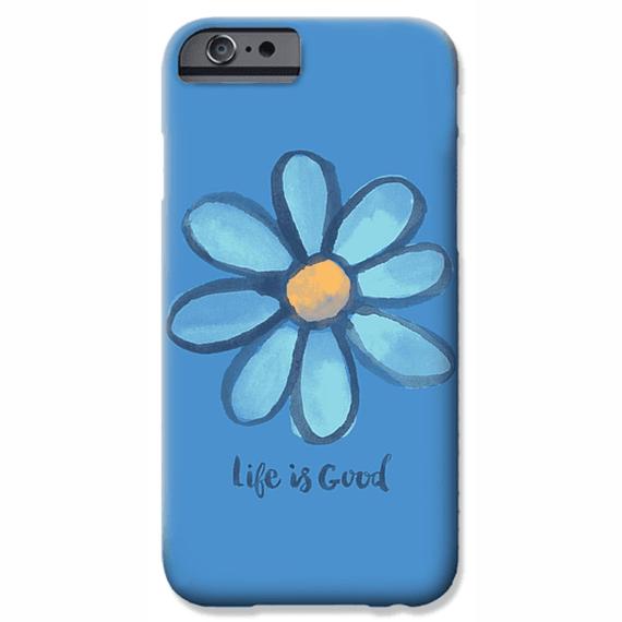 Daisy On Blue Phone Case