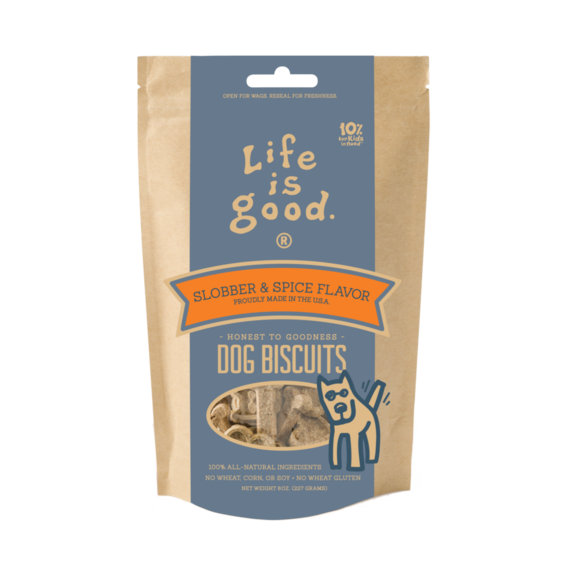 Slobber & Spice Dog Biscuits