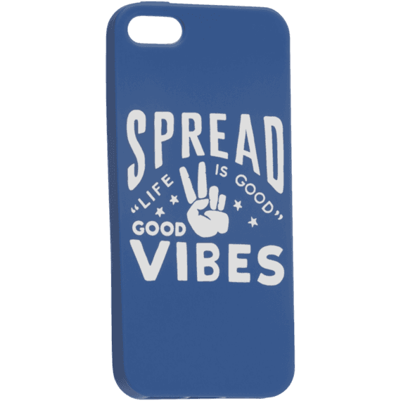 Spread Good Vibes Phone Cover