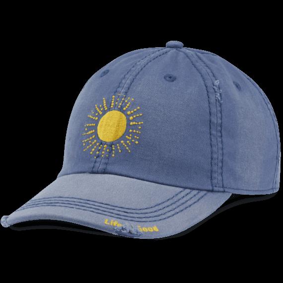 Sun Dots Sunwashed Chill Cap