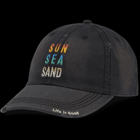 Sun Sea Sand Sunwashed Chill Cap