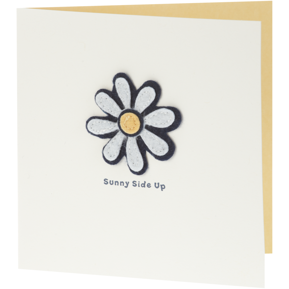Life is good Sunny Side Up Hallmark Card