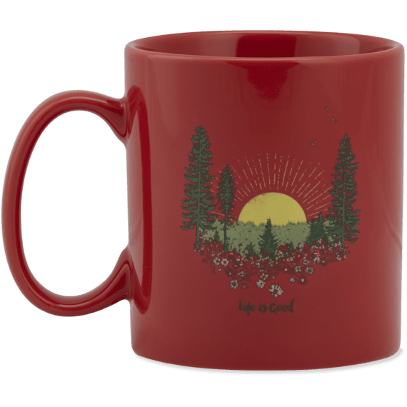 Sunrise Forest Jake's Mug