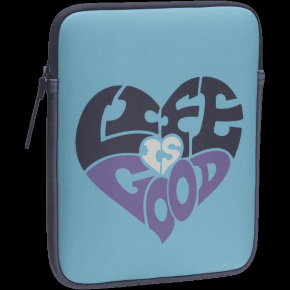 LIG Heart Tablet Jacket