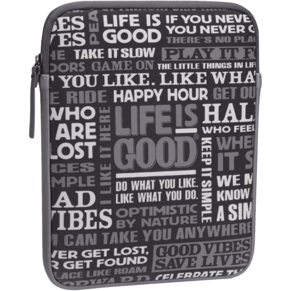 LIG Sayings Tablet Jacket