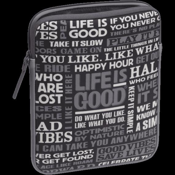 LIG Sayings Tablet Jacket