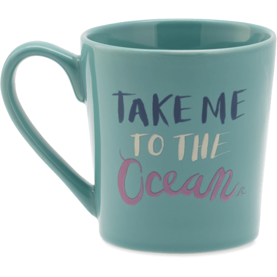 Take Me Ocean Everyday Mug