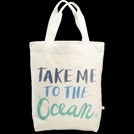 Take Me Ocean Simplicity Tote