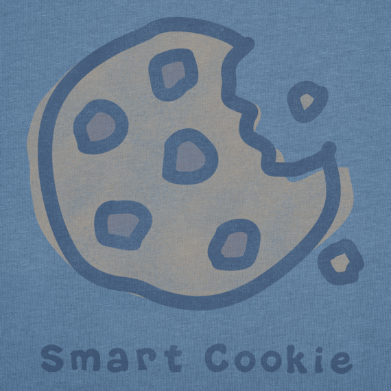Toddler Smart Cookie Crusher Tee