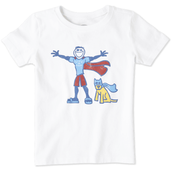 Toddlers Super Jake Crusher Tee