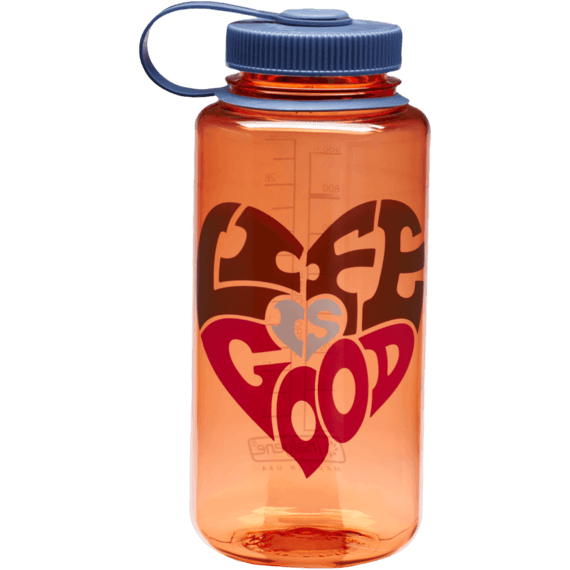 LIG Heart Water Bottle|Life is Good