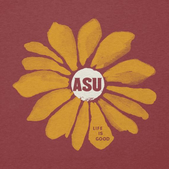 Women's Arizona State University Daisy Cool Vee