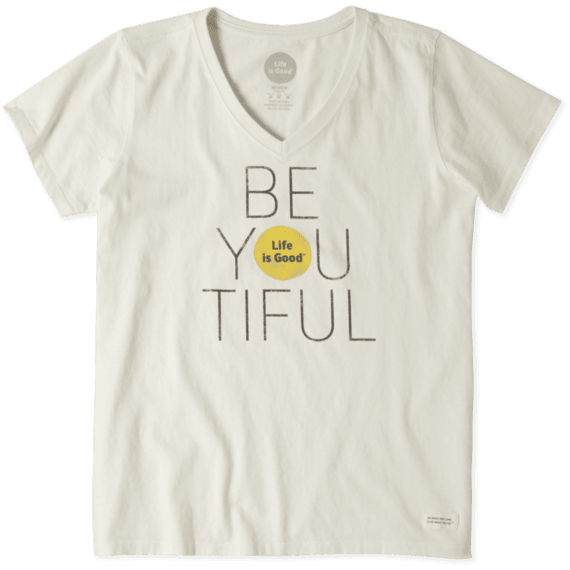 Be You Tiful Beautiful Happy Shirts