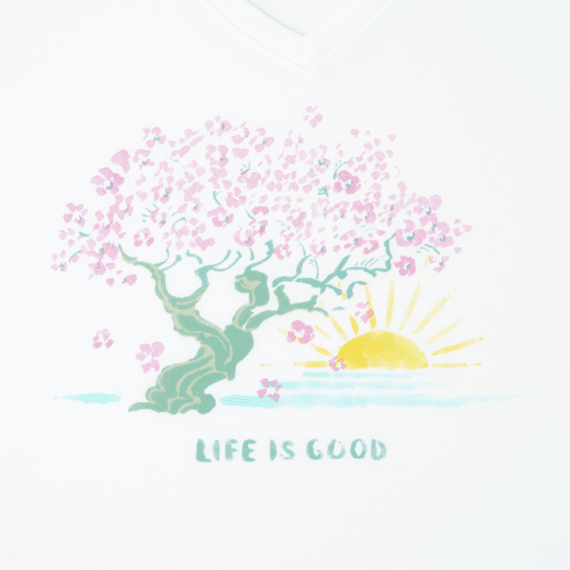 Women's Blossom Tree Cool Tee