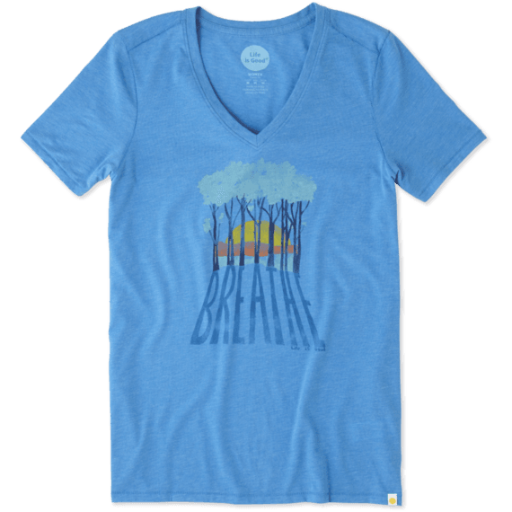 Women's Breathe Trees Cool Tee