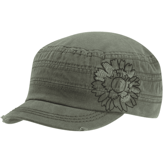 Women's Canvas Cadet Cap