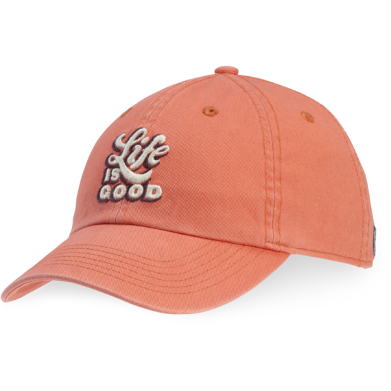 Women's Life is good Chill Cap