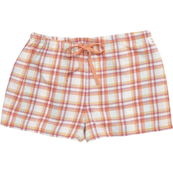 Women's Classic Plaid Sleep Short