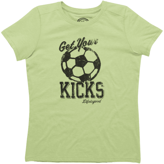Women's Get Your Kicks Cool Tee