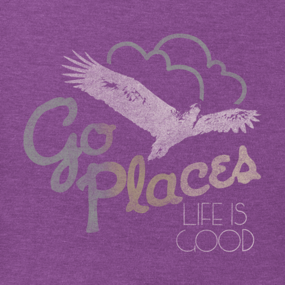 Women's Go Places Cool Tee