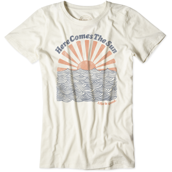Women's Here Comes The Sun Cool Tee